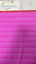 16eB187-5 44%Nylon 44%Polyester 12%Spandex Stripe for Yoga Fitness160cmX160gm2
