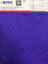 18eB112Recycle 88% Recycle Polyester 12% Spandex Melange Jersey 160mX190gm2